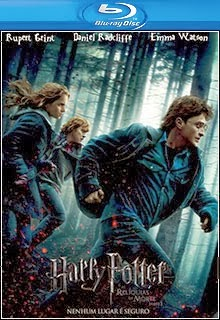 Filme Harry Potter E As Relíquias Da Morte Parte 1 BluRay 720p Dual Áudio