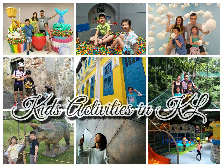 Kids Activities in Kuala Lumpur