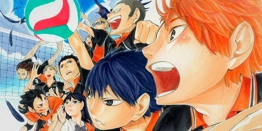 Haikyu Saison 2, Actu Japanime, Japanime, Haruichi Furudate, Production IG,