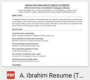 download tableau developer resume sample template format