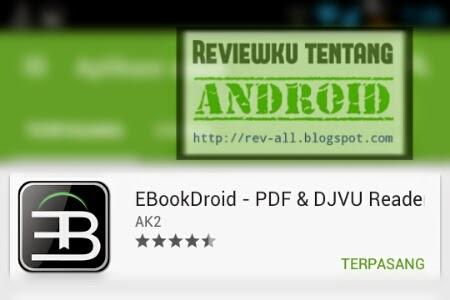 Ikon EbookDroid - aplikasi pembaca ebook untuk android (rev-all.blogspot.com)