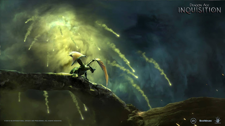 Dragon Age 3 Inquisition Art