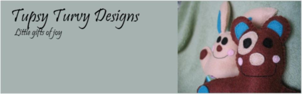Tupsy Turvy Designs