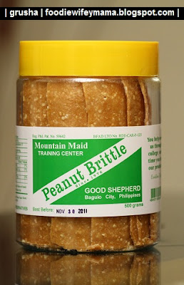 Good Shepherd Peanut Brittle