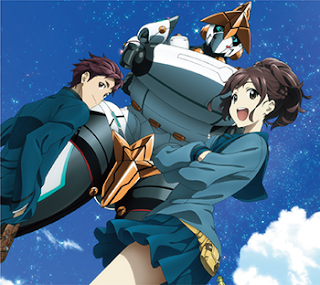 Robotics;Notes OP2 Single - Houkou no Messiah