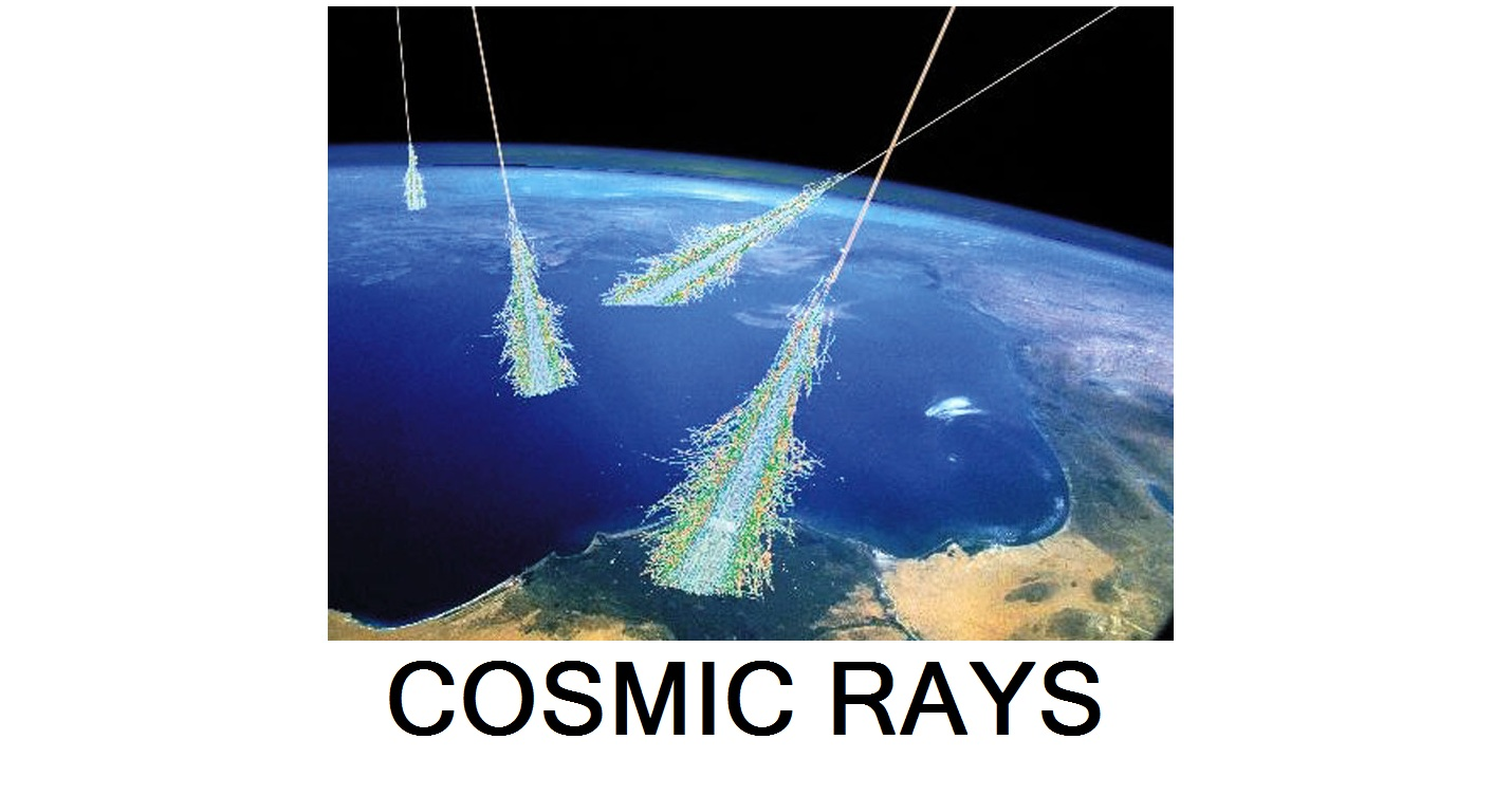 A Rain of Relativistic Missiles from Outer Space