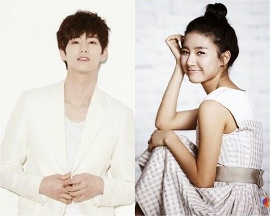 Song Jae Rim Ve Kim So Eun �We Got Married�in Yeni �ifti! /// 13 Eyl�l 2014