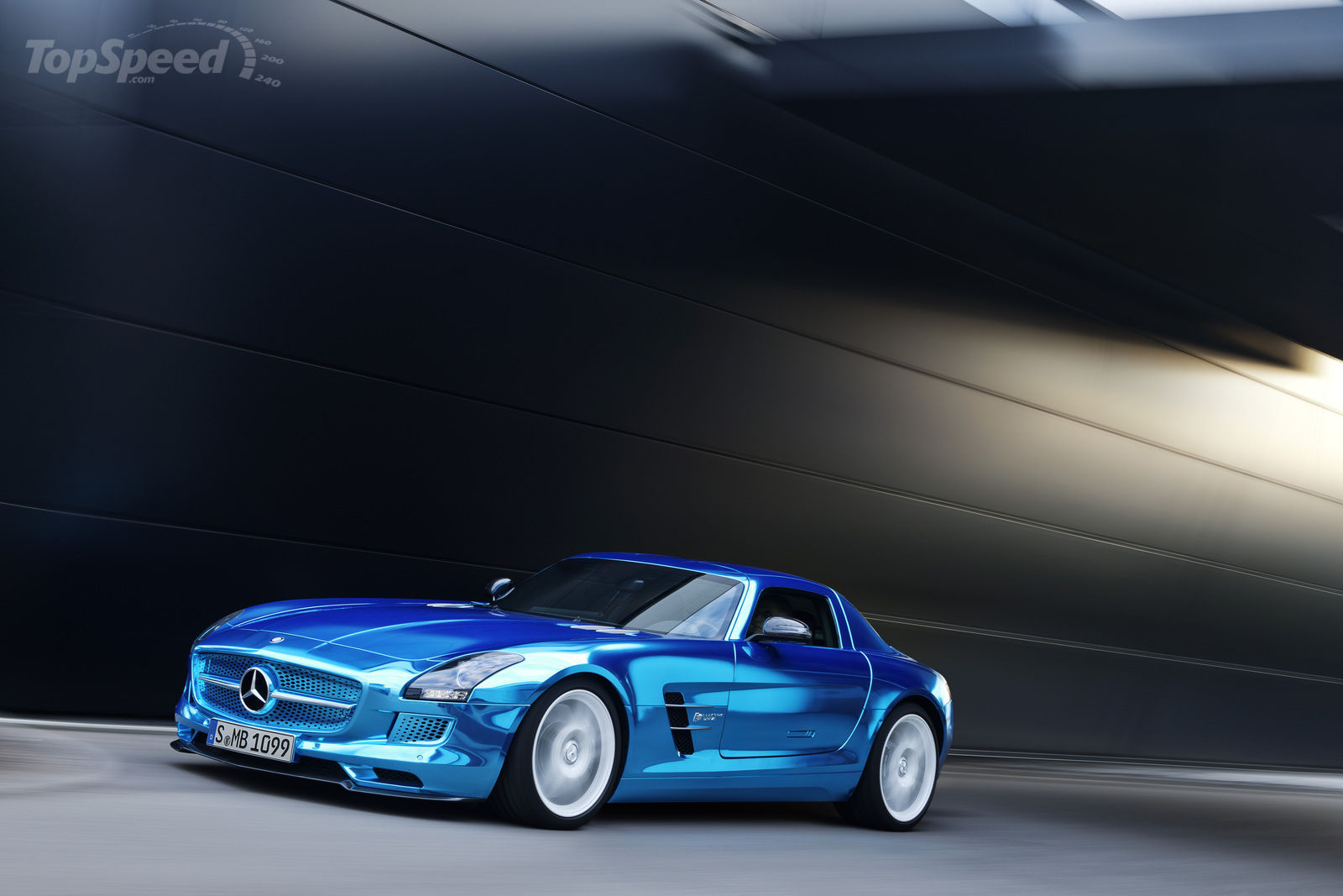 Wallpapers Hd For Mac Mercedes Benz Sls Amg Coupe Blue