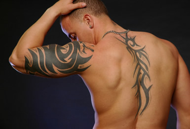 Tatto Tribal on The Best Tribal Tattoo Designs For Men