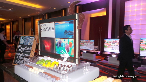 Sony Bravia® 4K LED TV  in 55- and 65-inch Screen Sizes