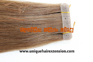 new tape weft extensions