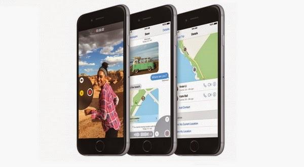 Updaate iOS 8.0.2 Mulai Hari Ini