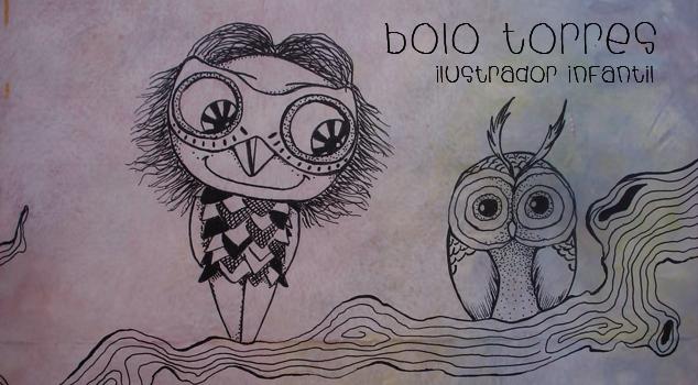 Bolivar Torres Ilustracion Infantil