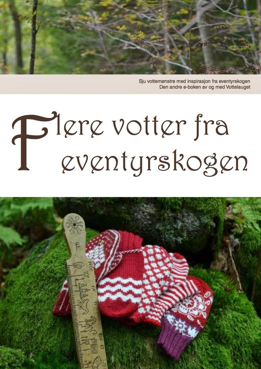 Andre vott(e-)bok kom 16.12.