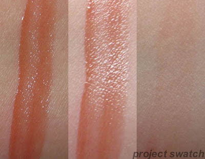 193 Eternally Nude shine caresse swatch