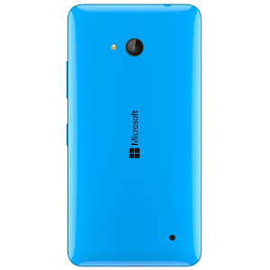 Microsoft Lumia 640 (rear)
