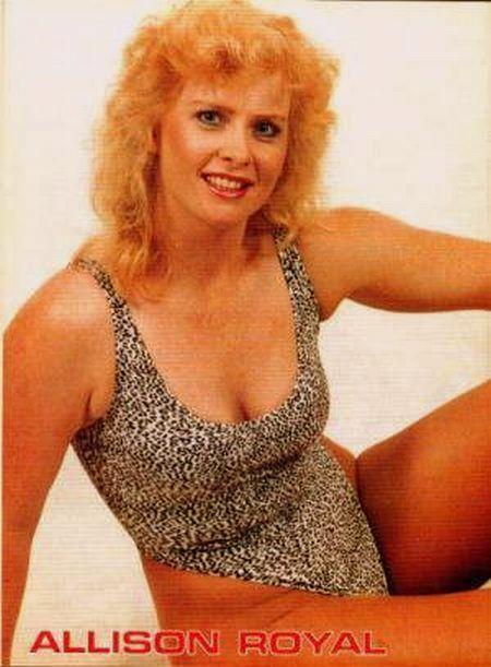 Denise Storm Female Wrestler Nude 59