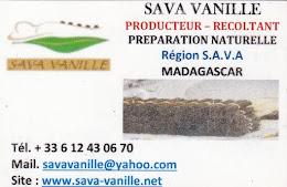 Sava Vanille