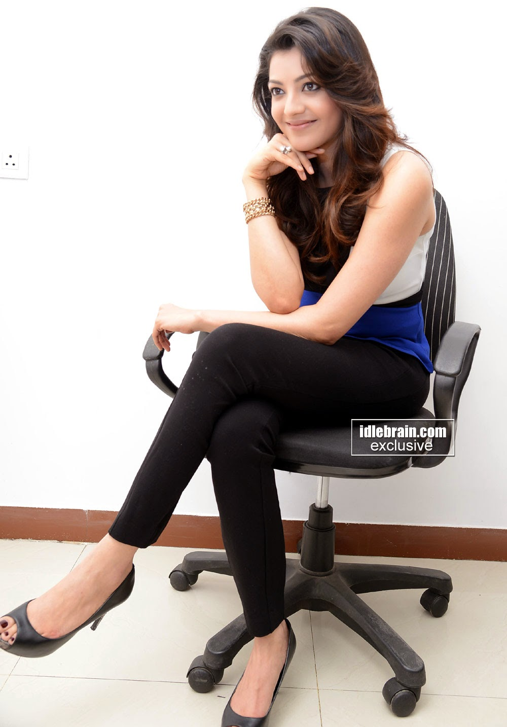 Kajal Gorgeous And Stunning New Look