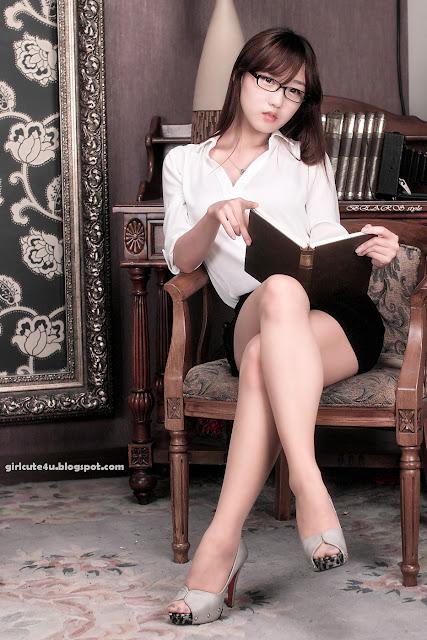 3 So Yeon Yang-Going to Office-very cute asian girl-girlcute4u.blogspot.com