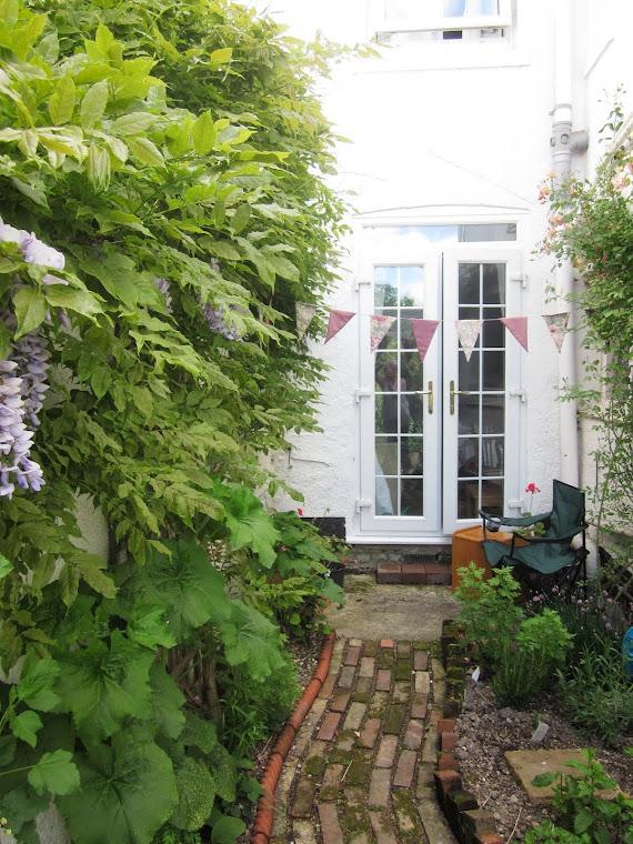 Moordown Back Garden