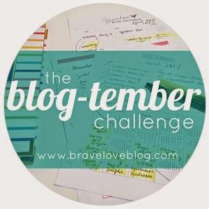 Blog-tember Challenge