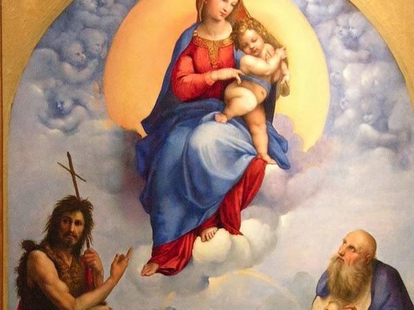 arte a milano nel weekend: la Madonna di Foligno a Palazzo Marino gratis