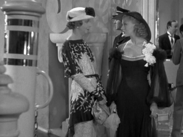 ShareGinger Rogers Dress In Top Hat