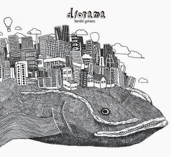 [Request][Album] Kenshi Yonezu - Diorama [2012.05.16] 106581