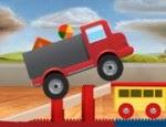 لعبة شاحنة نقل