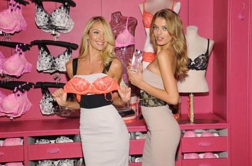 Candice Swanepoel: Victoria's Secret SoHo Sexy » Gossip | Candice Swanepoel