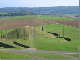 Keltenwelt am Glauberg. Die Rechte am Bild liegen bei Werner Lang, Meckenheim.