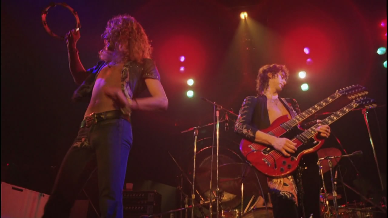 Led Zeppelin Madison Square Garden 1973