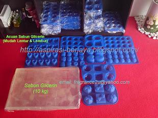Jual Borong Produk Untuk Membuat Sabun Glicerin