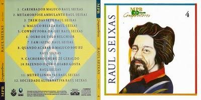 Raul Seixas MPB Compositores 2015