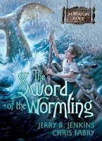 bookcover of SWORD OF THE WORMLING (Wormling # 2) by  by Jerry B. Jenkins & Chris Fabry
