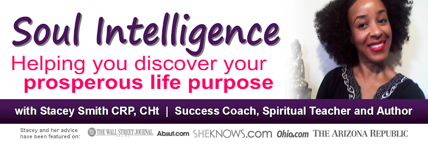 Live your prosperous life purpose  - Soul Intelligence
