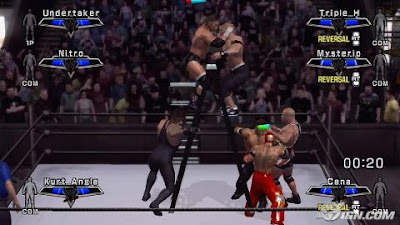 WWE Smackdown VS Raw 2007 Setup Download