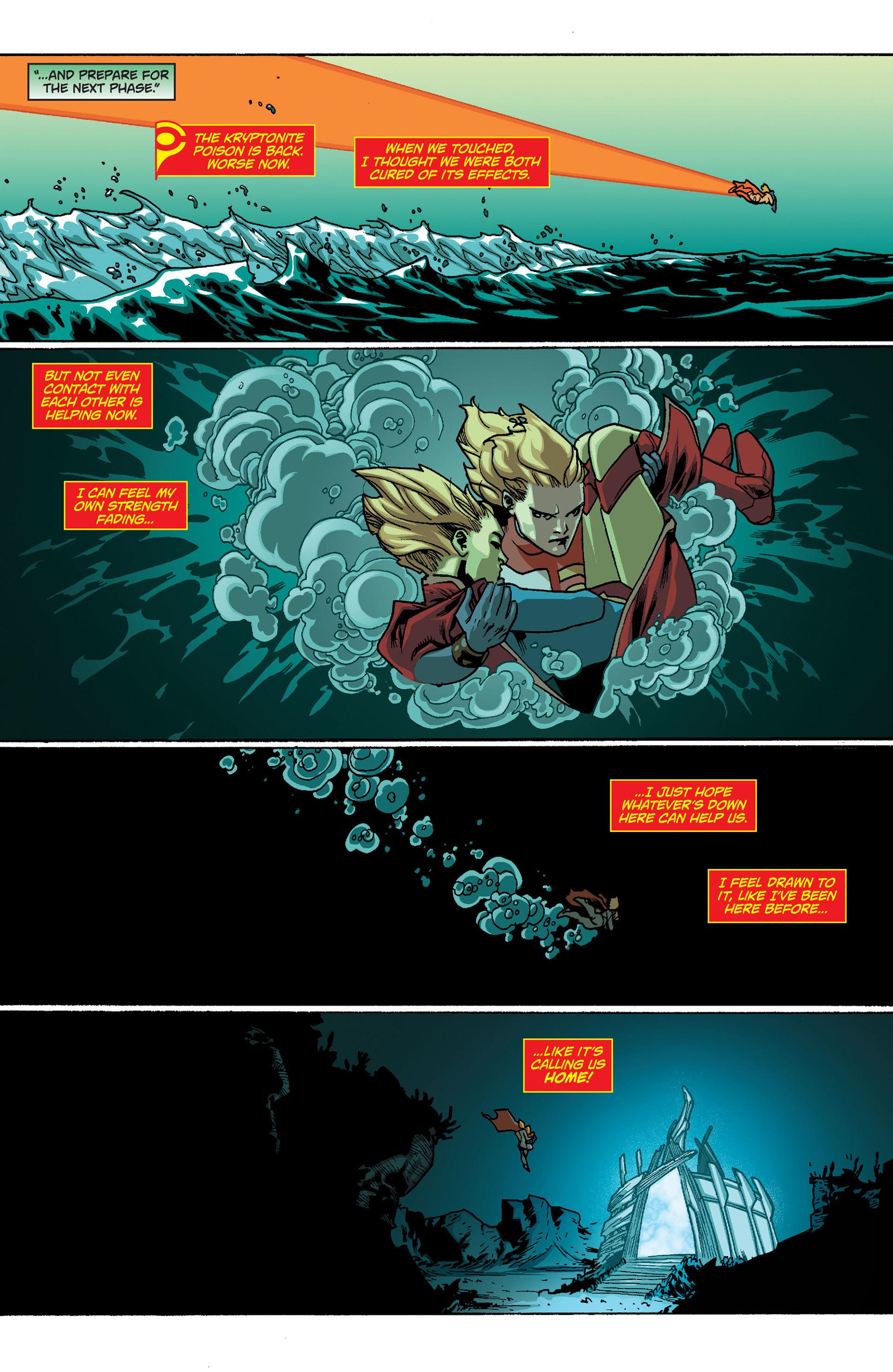 Supergirl (2011) Issue #19 #21 - English 17