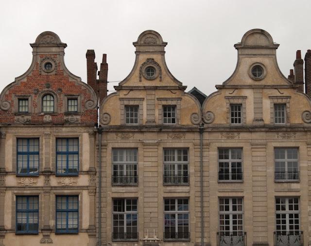 Arras, North France