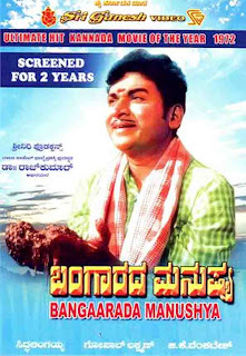 Bangarada Manushya Poster
