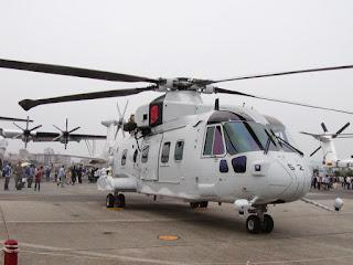 Agusta Westland AW-101.