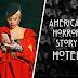 'AHS Hotel': Lady Gaga en el set de grabación en Los Ángeles - 03/09/15