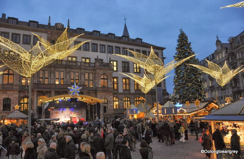 Christmas Market Weisbaden, Germany