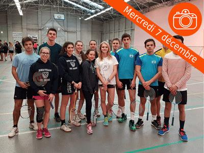 Championnat Badminton Finales District