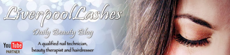 LiverpoolLashes Daily Beauty Blog