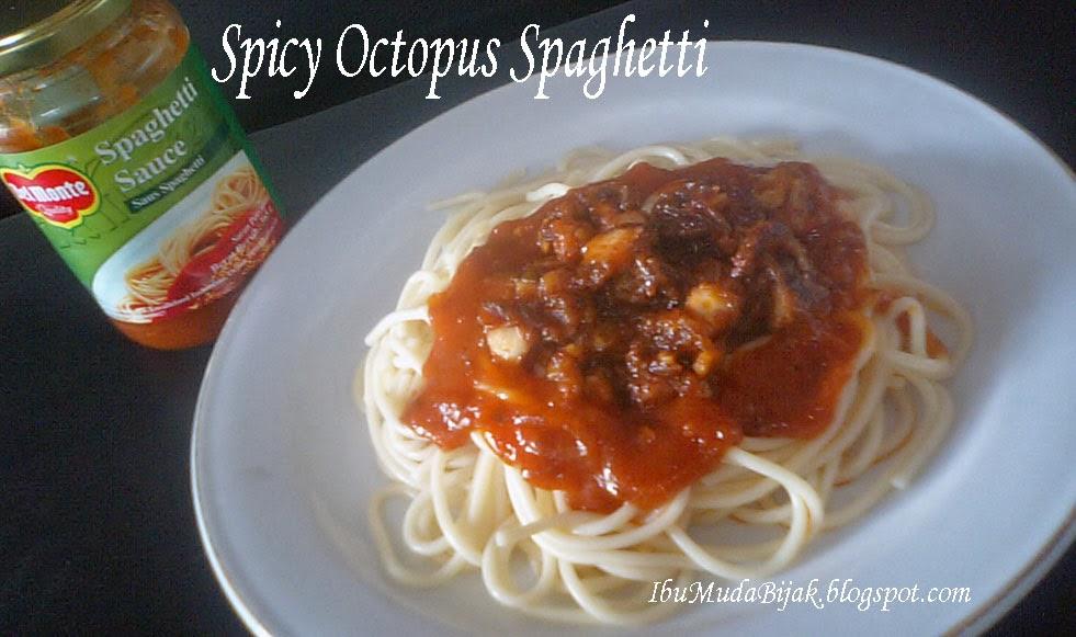 Del Monte Octopus Spaghetti