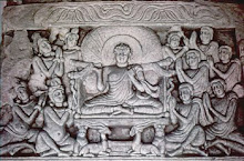 Buddha Delivered His First Sermon In Sarnath
