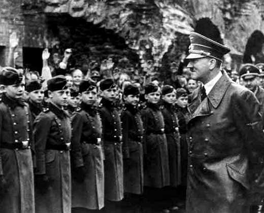 The Occult History of the Third Reich: Himmler and the