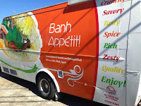 Banh Appetit Food Truck, Houston TX